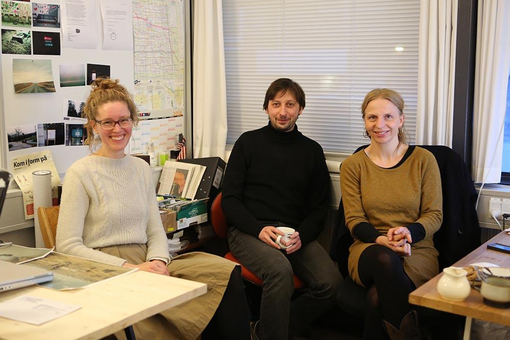 Anne Skole Overgård, Jens Axel Beck, Mette Juul