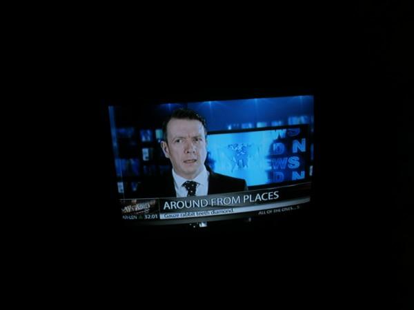 Kuba Dorabialski, Emergency Broadcast News